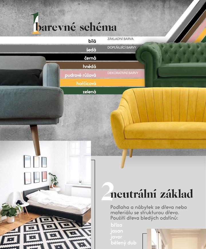 Působivý skandinávský styl