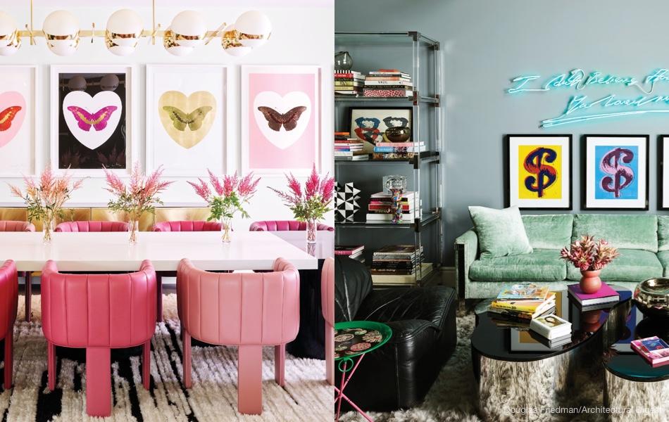 Který z interiérů celebrit nejvíce odpovídá vašemu vkusu?