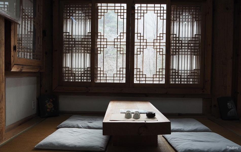 Byt snádechem Orientu