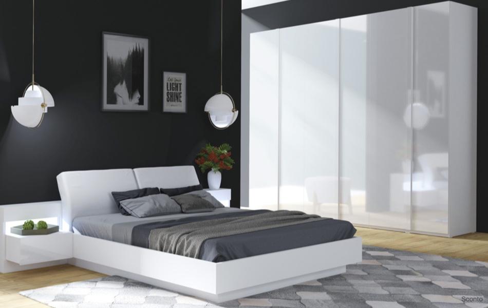 L8 ložnic vmoderním stylu