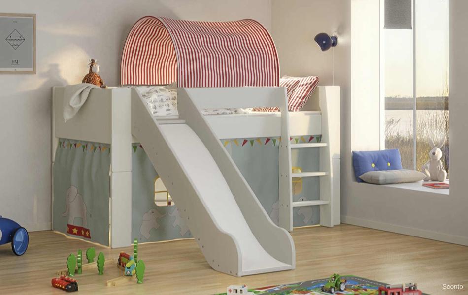 Patrová postel FOR KIDS 615