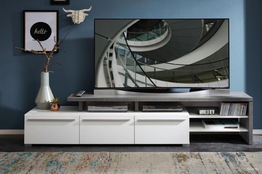 Kam umístit televizi?