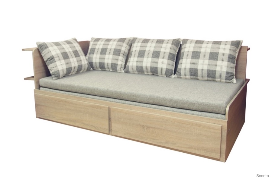 Zjakých typů postelí máte na výběr?