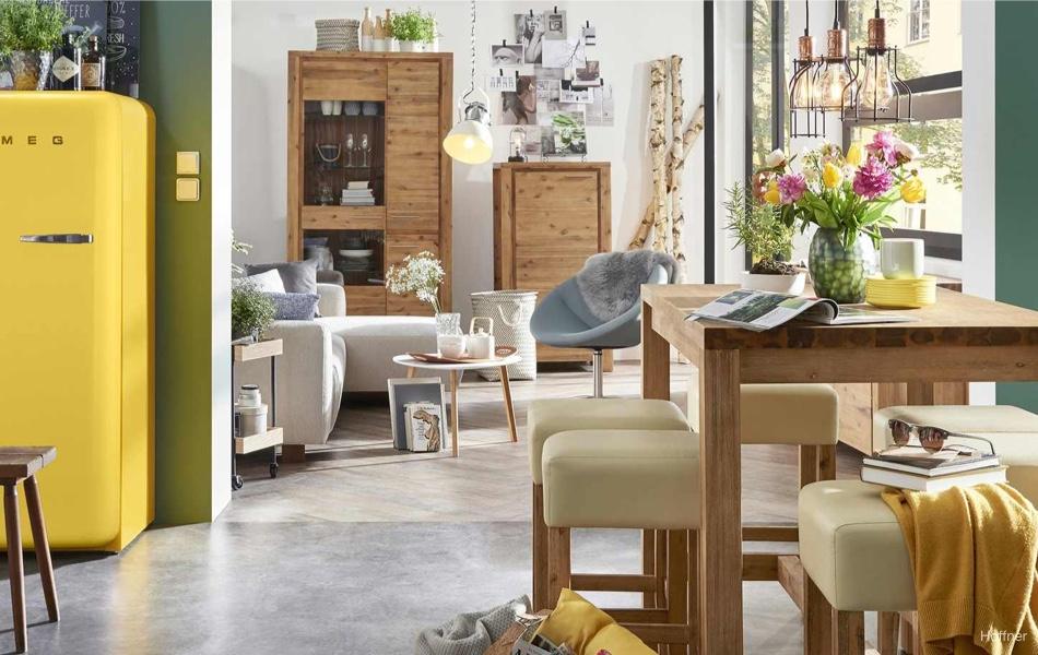 Řešení do malých kuchyní: barové pulty a stoličky