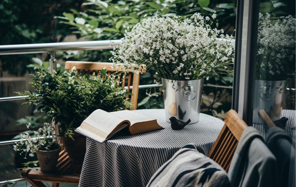 Relax na balkoně