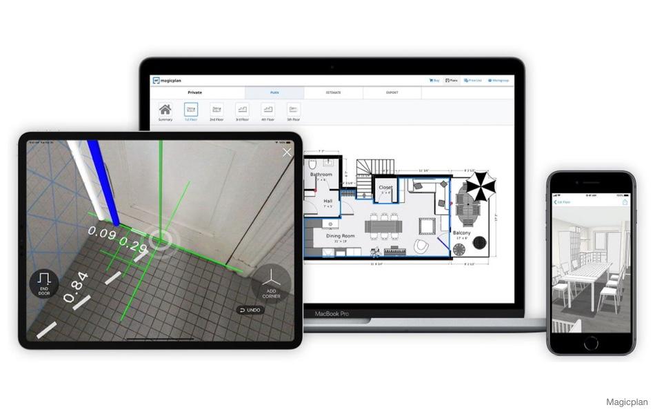 3 aplikace, které vám pomohou s designem bytu