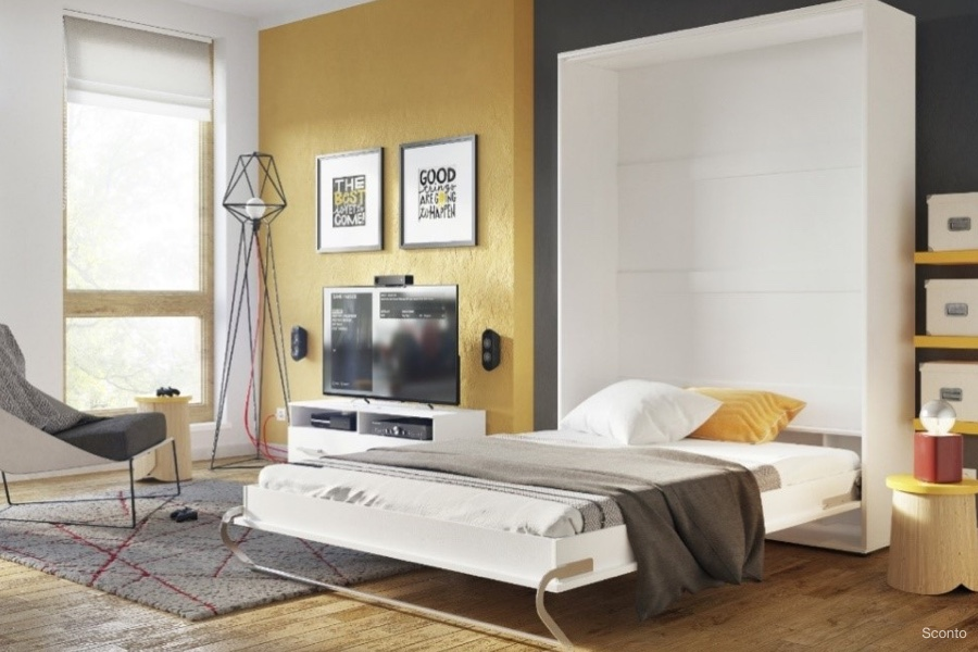 Výklopná postel CONCEPT PRO CP-01