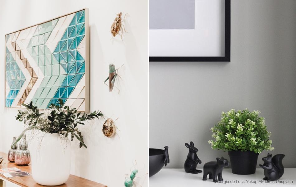 Zvířecí motivy v interiéru nejsou kýč