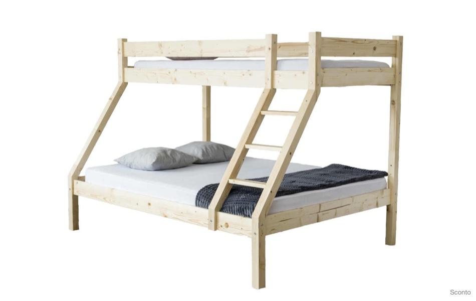 Patrová postel HANNA