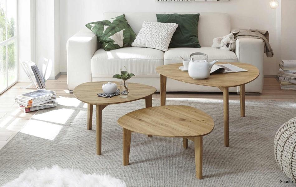 Přístavný stolek CAMILA