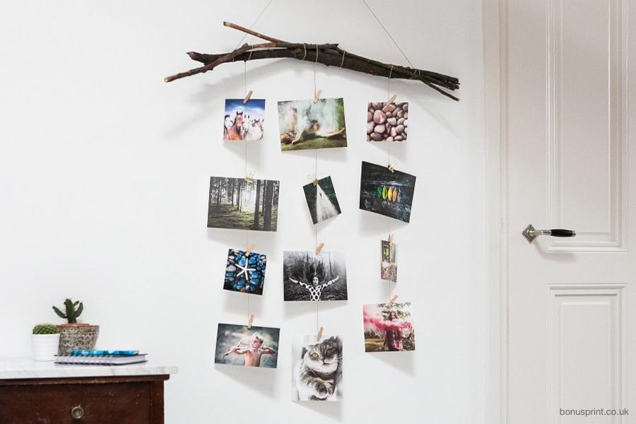 Na stěnách: Fotografie mají osobité kouzlo