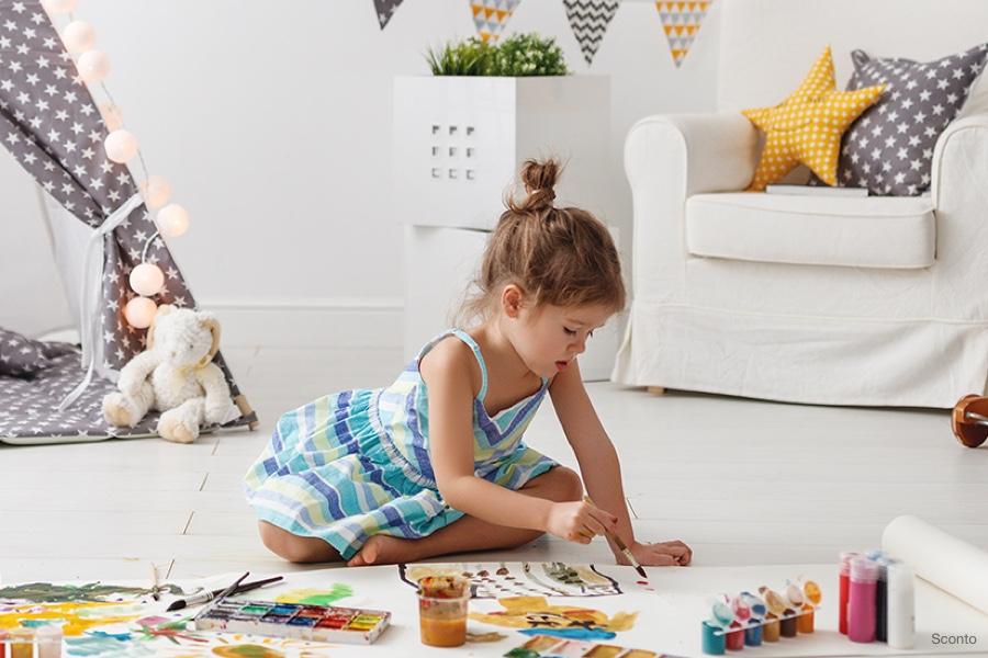 Dětský pokoj: Na co myslet během zařizování