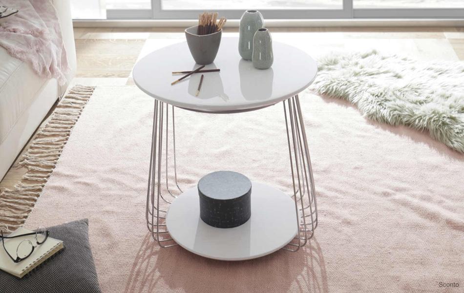 Přístavný stolek VENUTO
