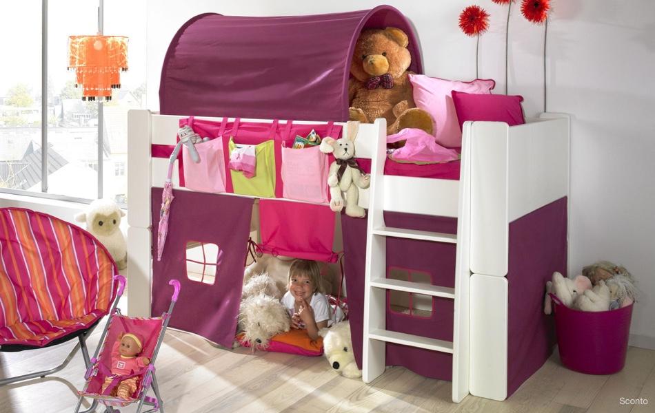 Textilní domeček FOR KIDS