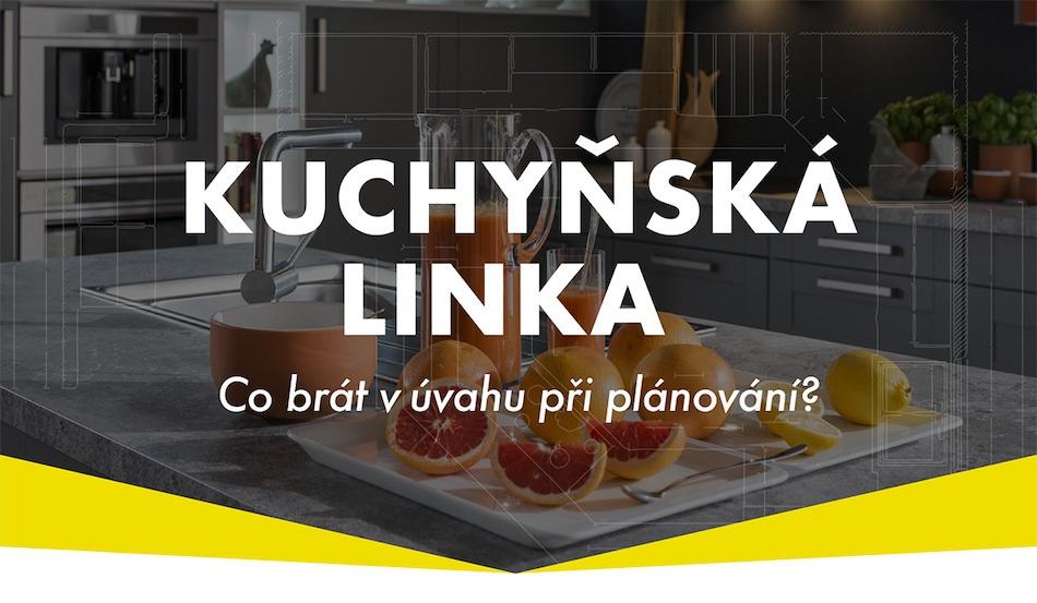 Podle čeho vybírat kuchyňskou linku?