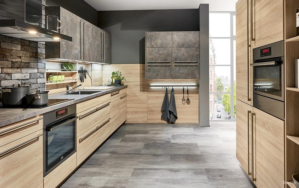 Kuchyně Nobilia Rio