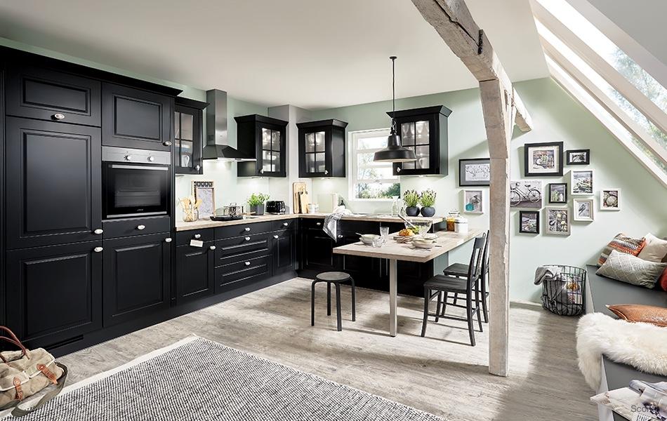 Kuchyně Nobilia Sylt