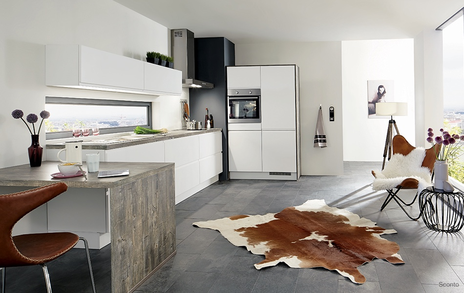 Kuchyně Inline