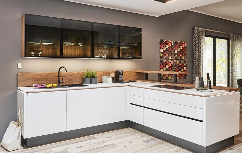 Kuchyňa Nobilia Lux