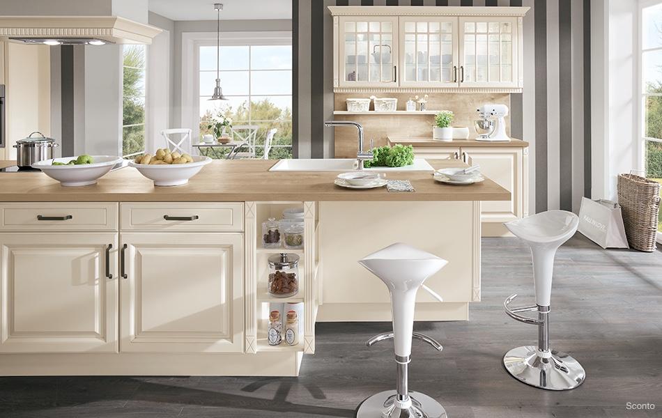 Kuchyně Nobilia Castello