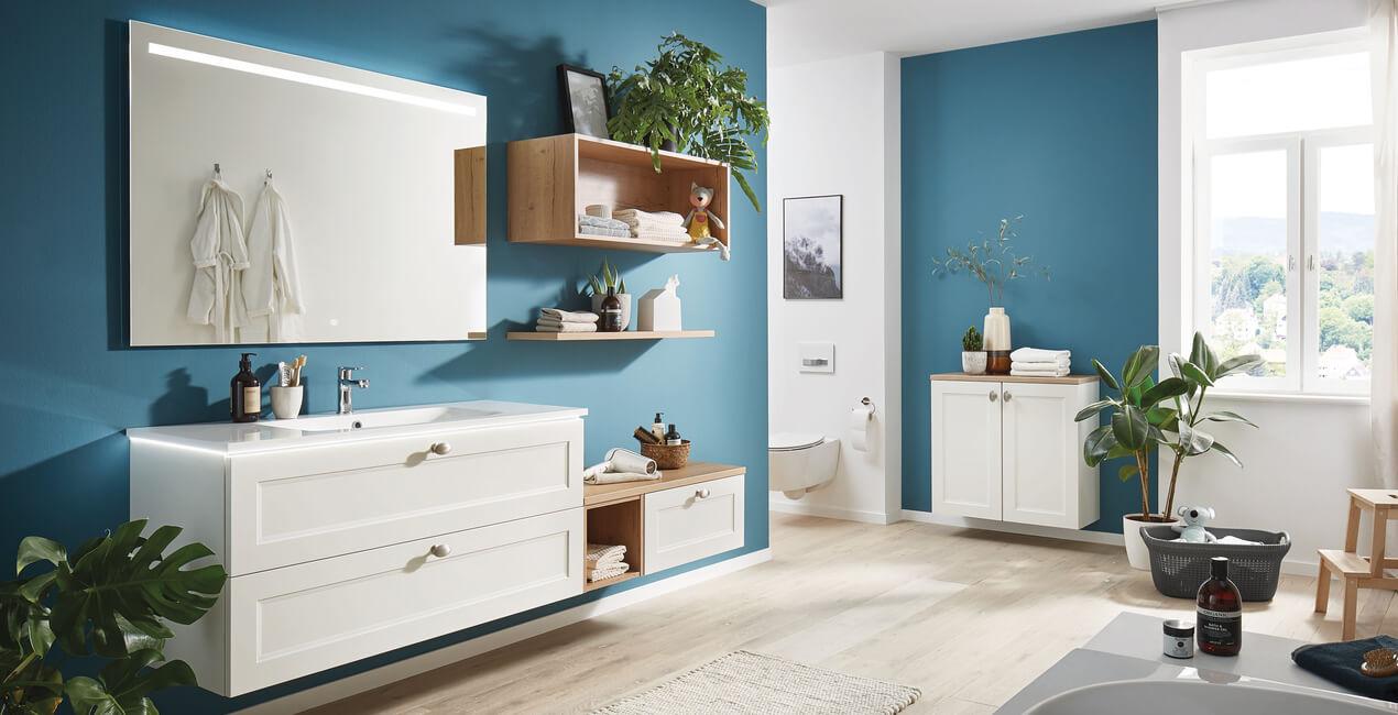 Kúpeľňa Cascada z programu Viac než kuchyňa