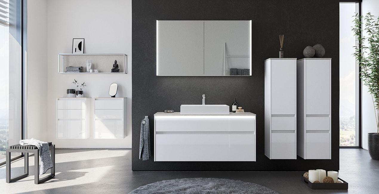 Kúpeľňa Lux z programu Viac než kuchyňa