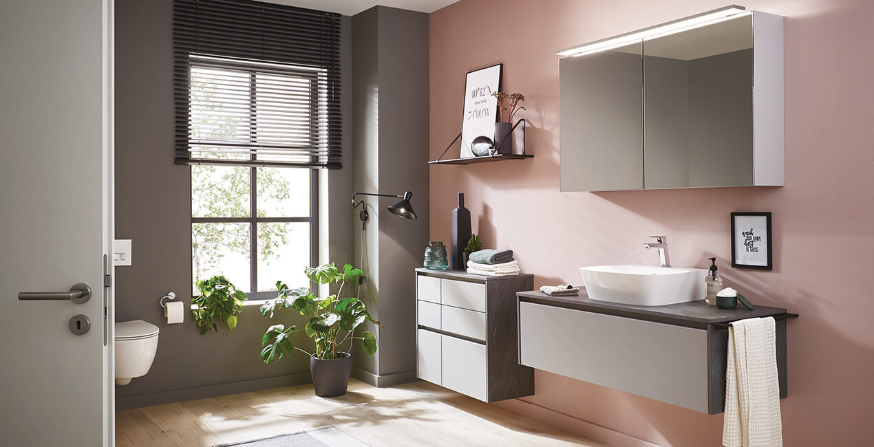 Kúpeľňa Fashion z programu Viac než kuchyňa