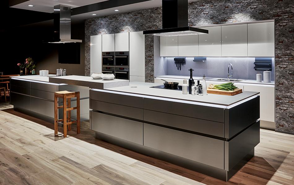 Kuchyně Nobilia Lux