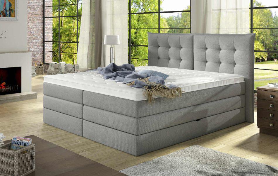 Boxspringová postel Fendy