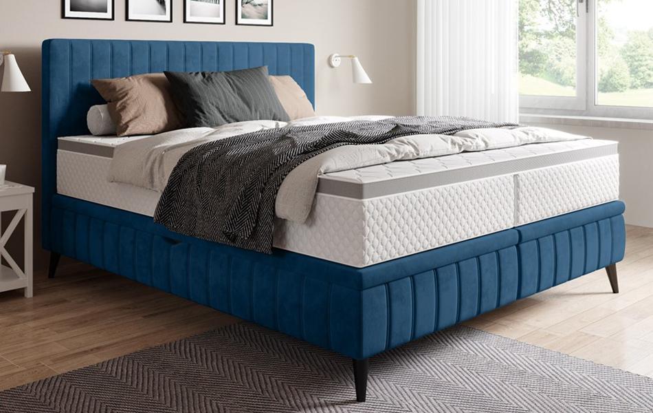 Čalúnená posteľ Charlotte