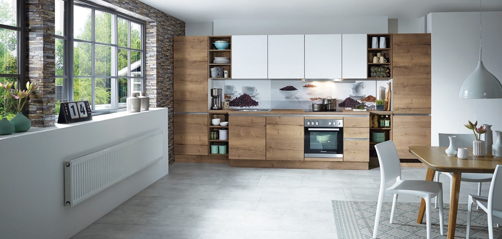 Kuchyně Structura
