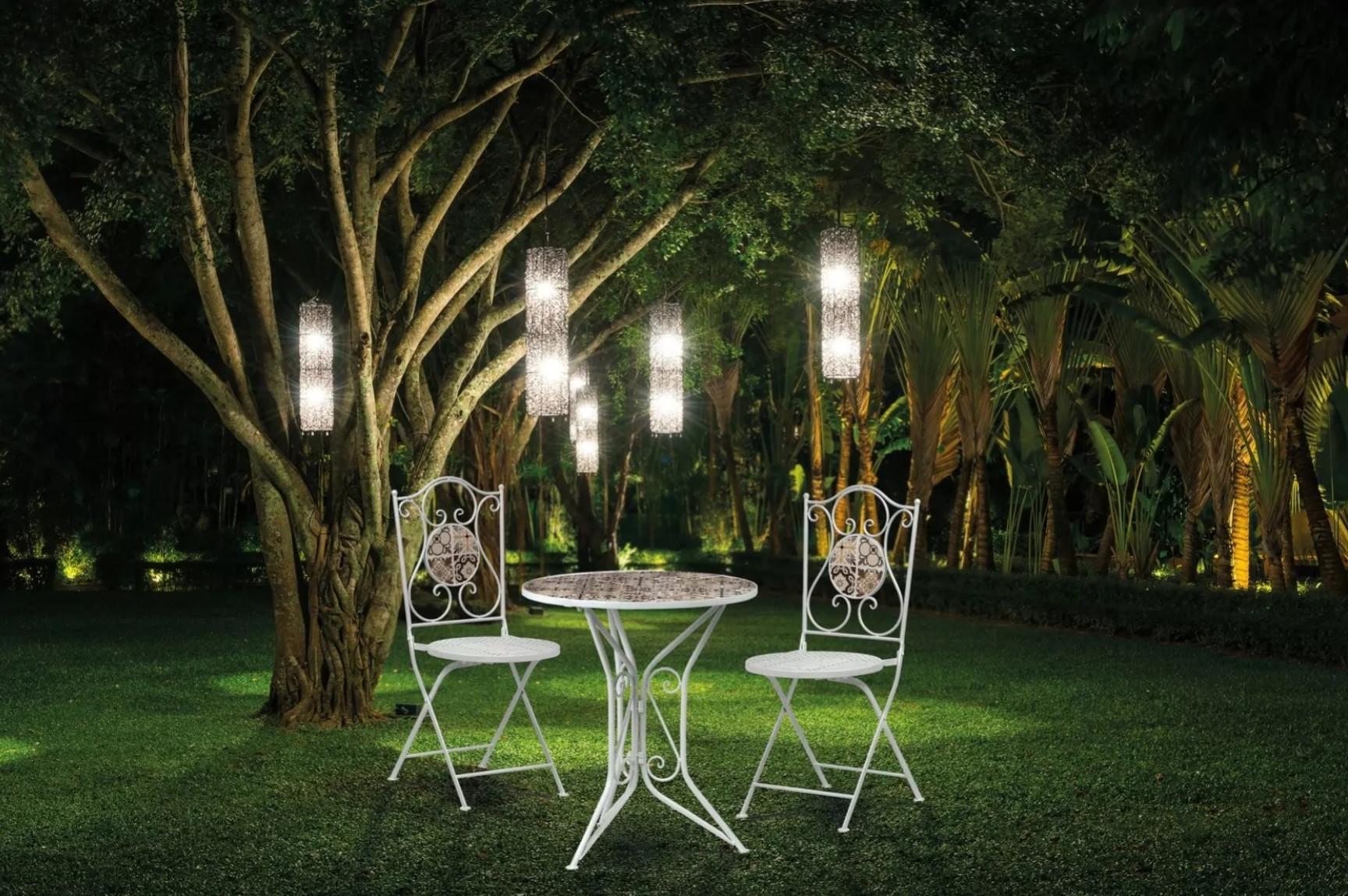 Zahradní stolek US 1000 a židle US 1001